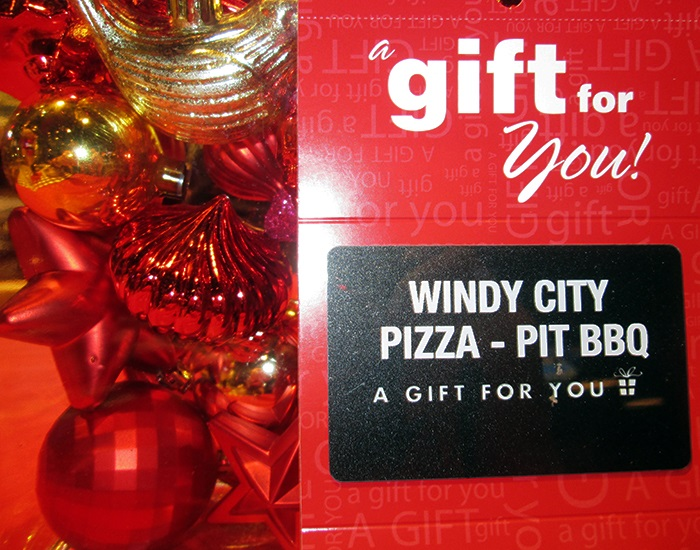 windy city pizza and bbq gift card